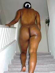 This naked black chicks is a Goddesses