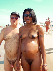 Ebony nudists and other black sex..