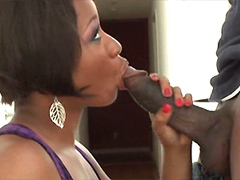 This is some big titty, big dick, hot, black porn of the highest caliber. Imani Rose, she is..