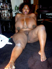Naked ebony housewives with some..