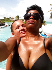 Got black tits? Yea! These black milf..