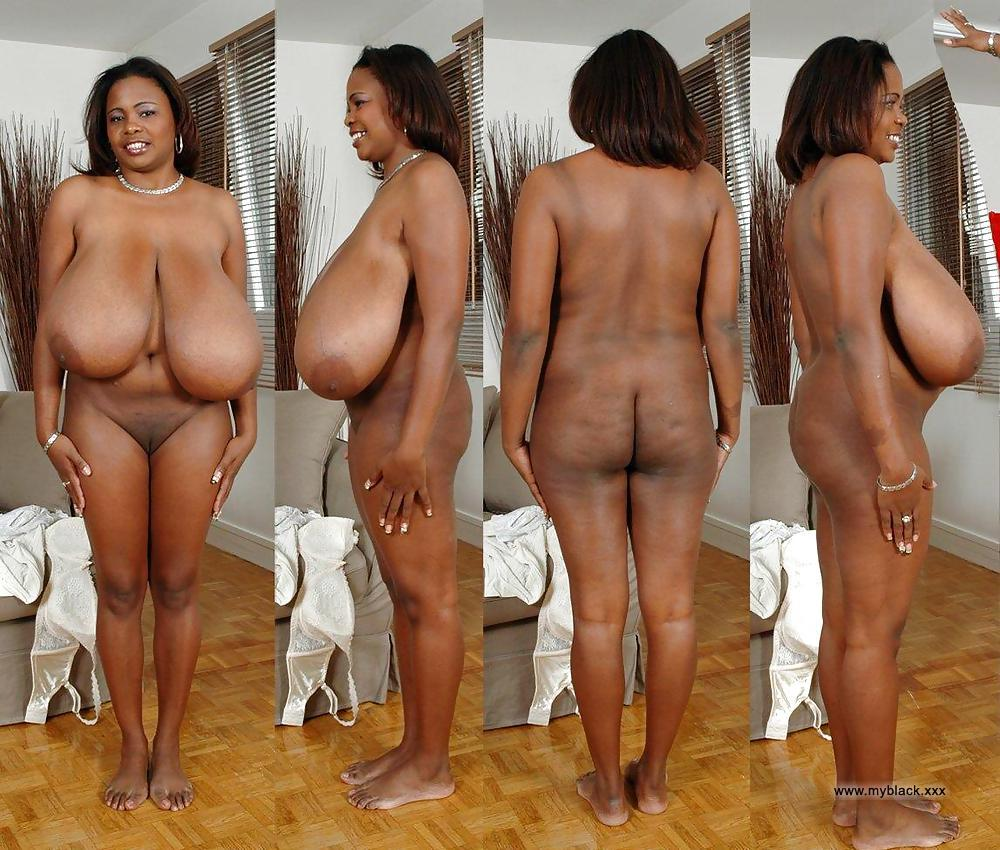 Old Black Grannies Naked