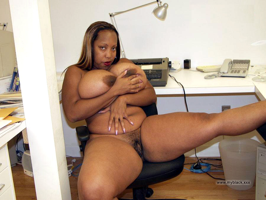 big tit naked black women